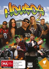 Housos - Series 2 on DVD