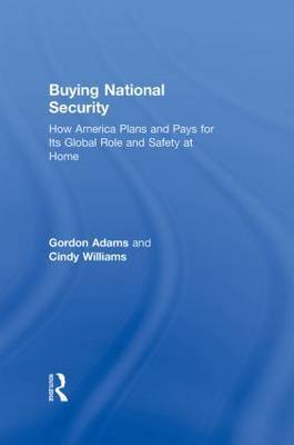 Buying National Security by Gordon Adams image