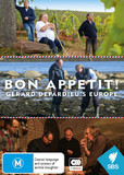 Bon Appetit With Gerard Depardieu on DVD