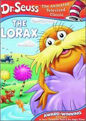 The Lorax on DVD