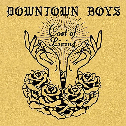 Cost of Living (LP) by Downtown Boys image