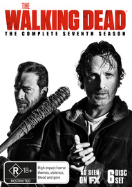 The Walking Dead - The Complete Seventh Season on DVD image