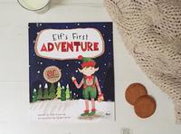 An Elf For Christmas - Elfs First Adventure by Sarah Greenwell image