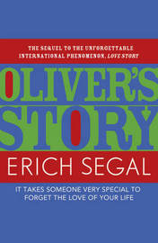 Oliver's Story by Erich Segal