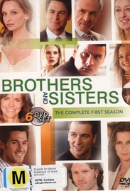 Brothers And Sisters - Season 1 (6 Disc Set) on DVD image
