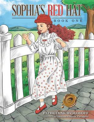 Sophia's Red Hat by Patricia Nichvolodoff image