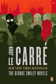 The George Smiley Novels 8-Volume Boxed Set by John Le Carre