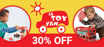 30% off Le Toy Van!