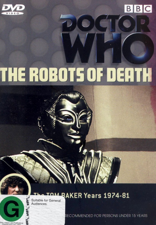 Doctor Who: The Robots of Death on DVD image