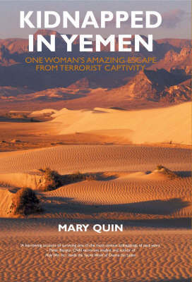 Kidnapped in Yemen by Mary Quin image