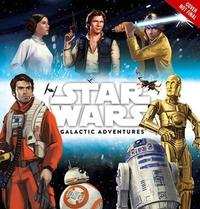 Star Wars Galactic Adventures by Lucasfilm Press image