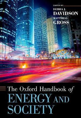 Oxford Handbook of Energy and Society image
