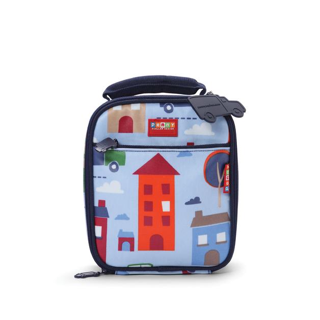 Big City School Lunchbox