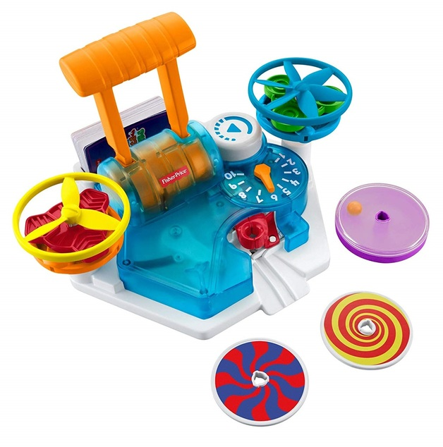 Fisher-Price: Think & Learn - Load & Launch Science Spinners
