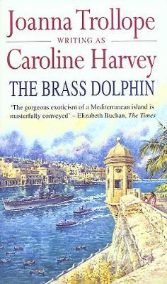 The Brass Dolphin by Caroline Harvey image
