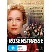 Rosenstrasse on DVD