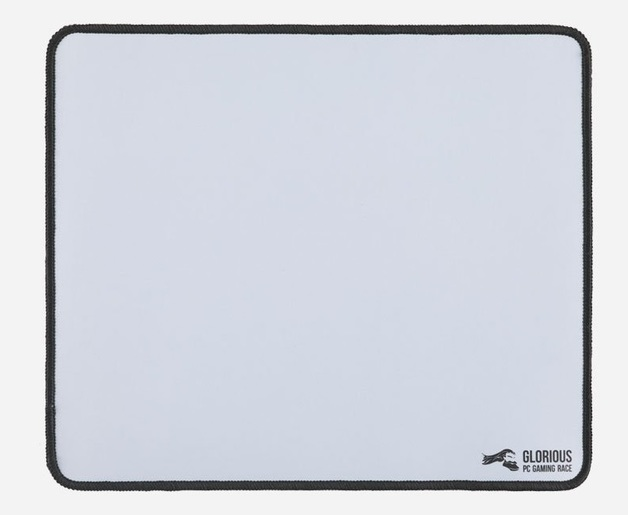 Glorious PC Gaming Mouse Pad - Large (White) for PC