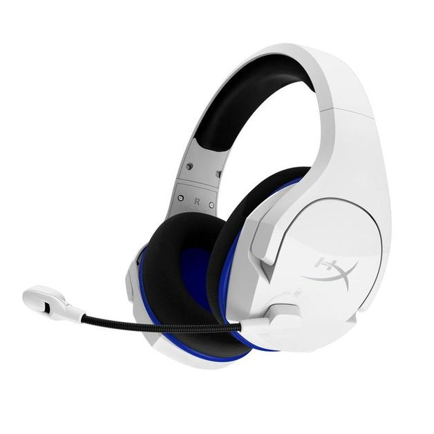 HyperX Cloud Stinger Core Wireless Gaming Headset (White) for PC, PS5, PS4