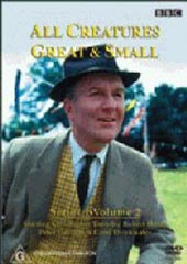 All Creatures Great & Small - Season 1 - Vol 2 (3 Disc Set) on DVD