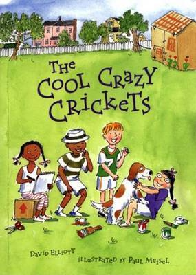 Cool Crazy Crickets by ELLIOTT
