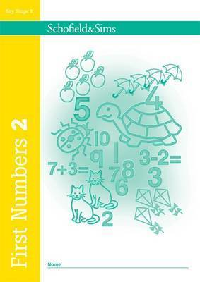 First Numbers Book 2 by Anne Evans