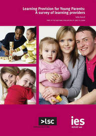 Learning Provision for Young Parents by Sally Dench image