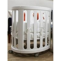 Kaylula Sova 4 in 1 Cot Bed (White)
