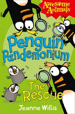Penguin Pandemonium - The Rescue by Jeanne Willis image