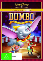 Dumbo - Special Edition (1941) on DVD