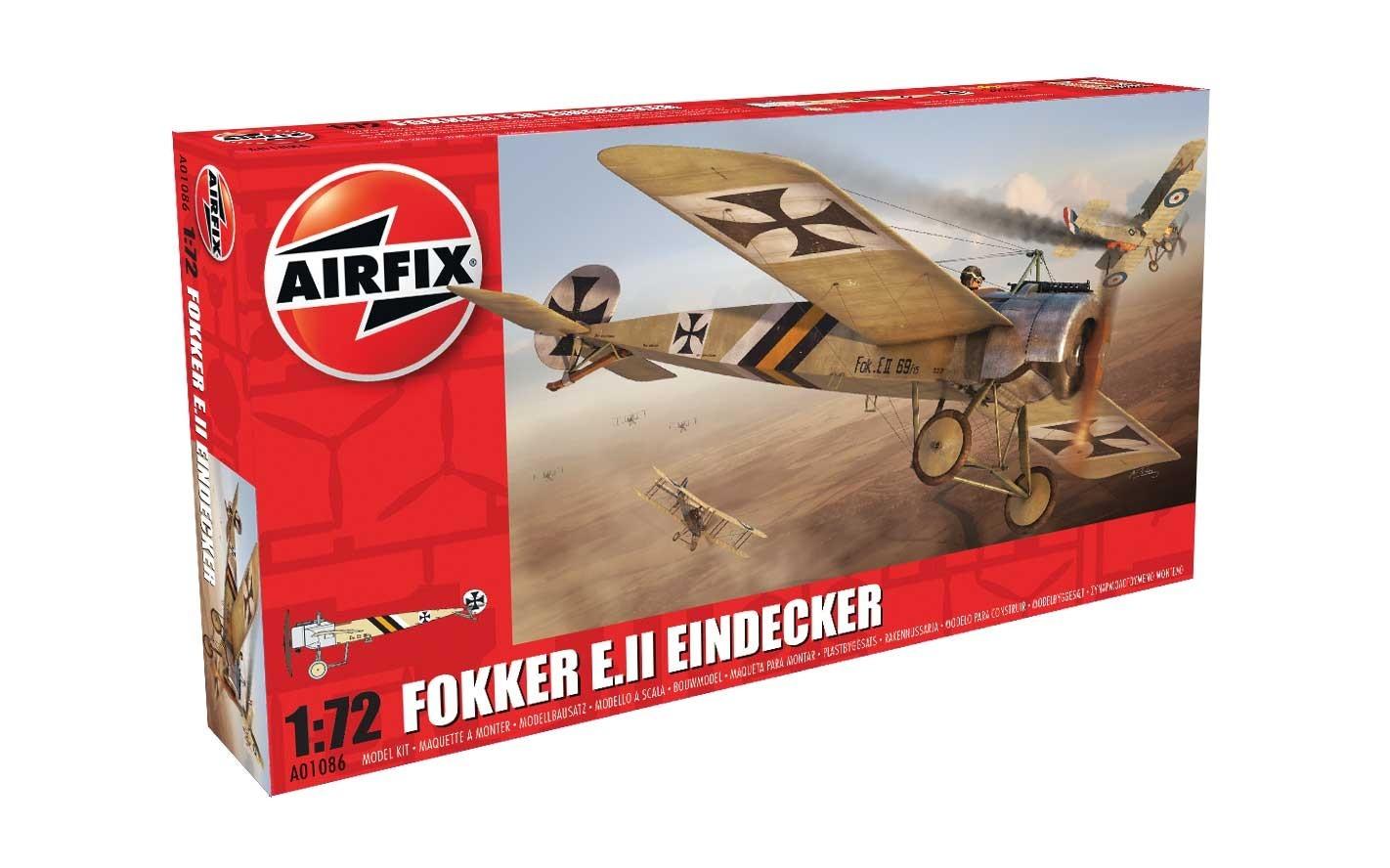 Airfix 1:72 Fokker EII Eindecker image