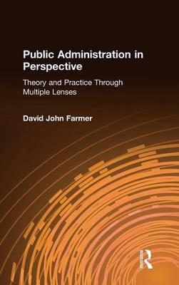 Public Administration in Perspective by David John Farmer