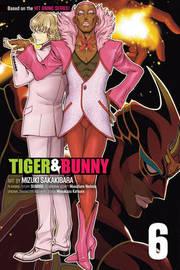 Tiger & Bunny, Vol. 6 by Mizuki Sakakibara