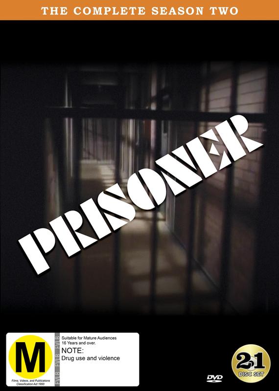 Prisoner: The Complete Season Two on DVD
