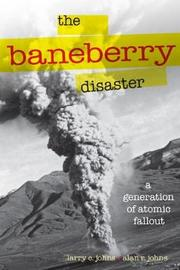 The Baneberry Disaster by Larry Charles Johns image