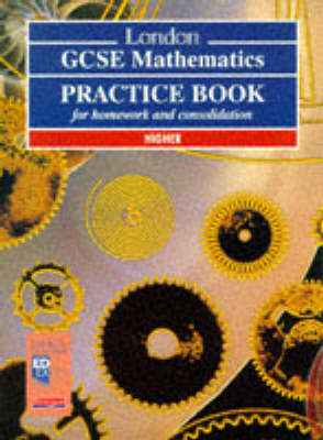Edexcel GCSE Maths Higher Practice Book by Gareth Cole image