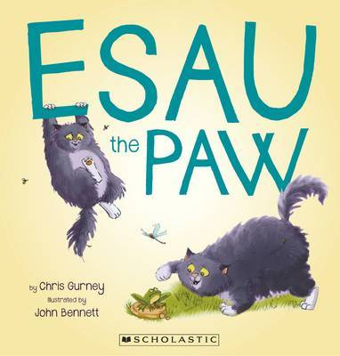 Esau the Paw by Chris Gurney image