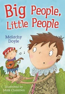 Big People, Little People by Malachy Doyle image