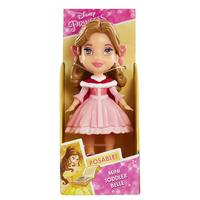 Disney Princess: My First Mini Toddler Doll - Belle (Pink Dress)