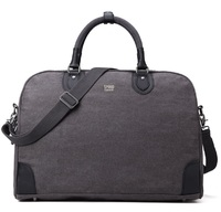 Troop London: Classic Large Holdall - Black