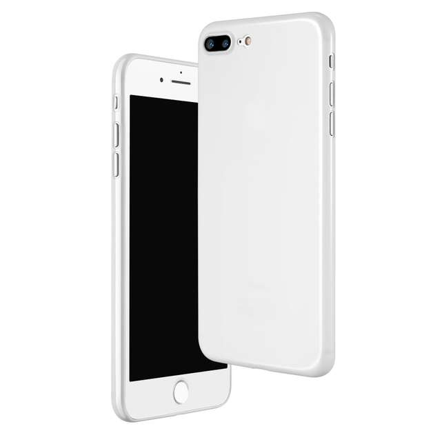 Kase Go Original iPhone 7 Plus Slim Case - Ivory