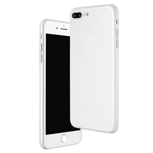 Kase Go Original iPhone 7 Plus Slim Case- Ivory