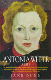 Antonia White by Jane Dunn image