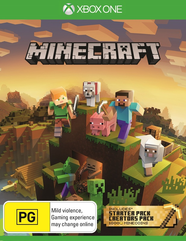 Minecraft Master Collection | Xbox One | On Sale Now | at