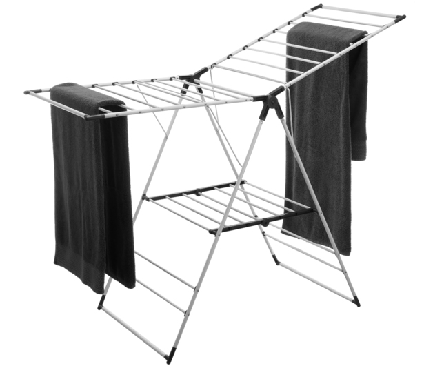 L.T. Williams - White Powder Coated Airer