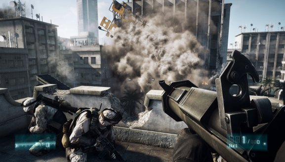 Battlefield 3 for PC Games image