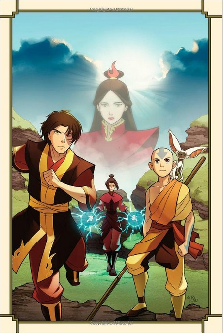 Avatar: The Last Airbender: Part 1: Search by Gene Luen Yang image