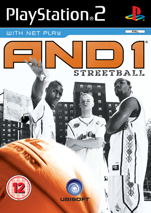 AND 1 Streetball for PS2
