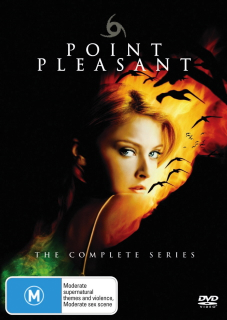Point Pleasant - The Complete Series (3 Disc Set) on DVD