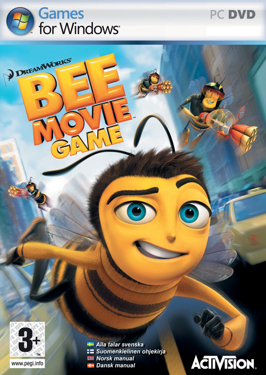 Bee Movie Game for PC Games
