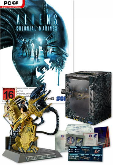 Aliens: Colonial Marines Collector's Edition for PC